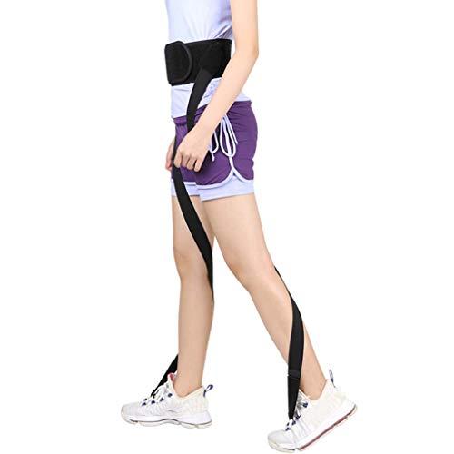 Postrf Einstellbare O-Typ Beine X-Type Leg Correction Tape Lage-Korrektor-Gurt-Recovery-Schönheit Aufrichtung Band Enhanced Typ,M