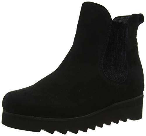 Gerry Weber Shoes Damen Udele 10 Chelsea Boots, Schwarz (Schwarz Mi984 100), 38 EU