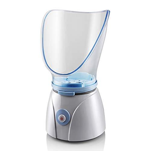 LXS Spa de Professionnel pour Le Visage et Les brouillards pour Spa Facial pour inhalateur - Aide à Ouvrir Les Pores et à éliminer la saleté, Les bactéries et Les résidus de Maquillage