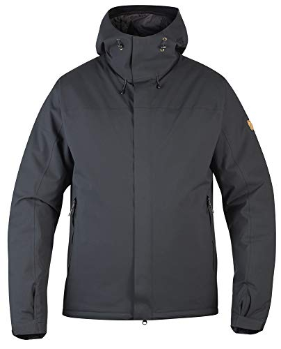 Fjällräven f84750 – 550-s jas S polyester zwart mantel/jas heren