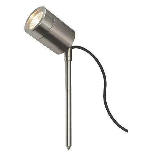 Long Life Lamp Company MR16 Verstelbare laagspanningslamp voor buiten, roestvrij staal