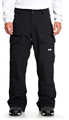 DC Code Snowboard Pants Mens Sz L Black