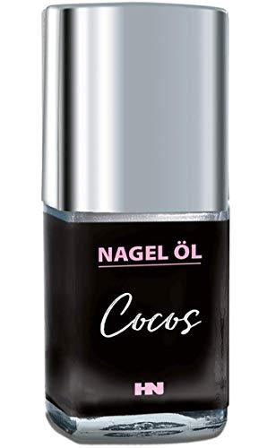 HN Hollywood nails Nagelöl mit Vitamin A+E, für die Nagelhaut Pflege (Cocos)