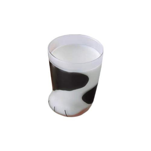 Tokyo Matcha Selection - Cat Glass Cup - Coco - 3 Design [Standard Ship by Sal: NO Tracking Number & Insurance] (Speckles)