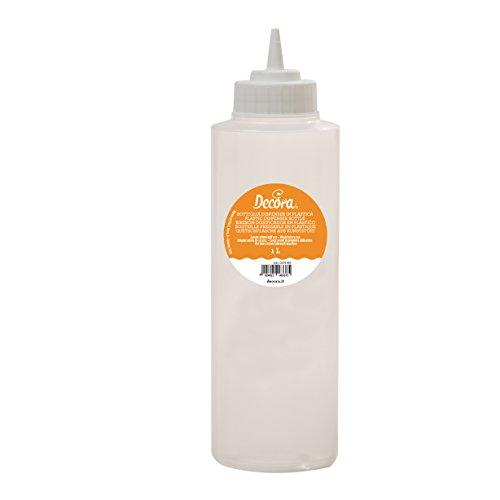 Decora 0379169 Dispenser con 2 Beccucci, Plastica, 1 litro, 1 LT