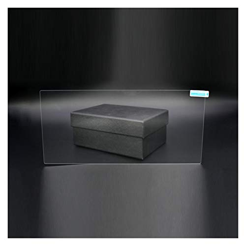 Zhbqcmou Pantalla de navegación de Vidrio Templado de automóviles Pantalla Protectora de Pantalla táctil LCD Película Protectora para Audi Q3 F3 2019 2020 HNZHB (Color Name : Navigation Flim HD)