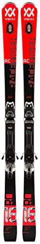 Völkl RACETIGER RC RED mit VMOTION 10 GW Racecarver Ski Alpinski Collection 2020 (170)