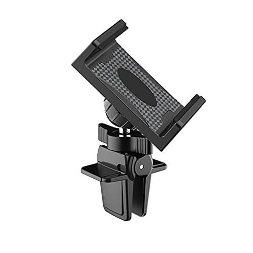 Dabeigouzzhij Accesorios Coche, Soporte de Coche magnético de ventilación de ventilación de Bloqueo de Giro Universal, Adecuado para automóvil de teléfono móvil magnético para en automóvil