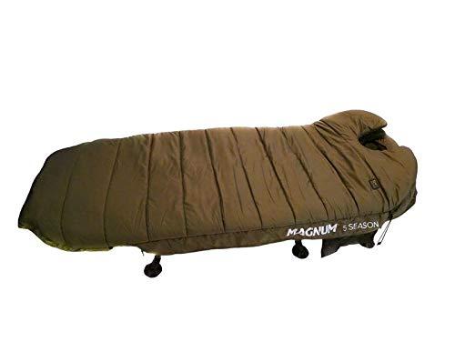 CarpSpirit Magnum Sleep Bag 5 Season Schlafsack 220x95cm