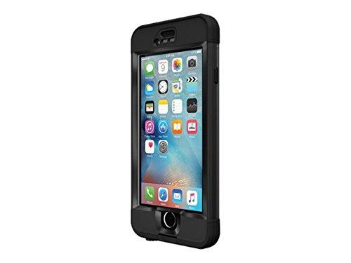 LifeProof Nüüd wasserdichte Schutzhülle für Apple iPhone 6s plus, Schwarz