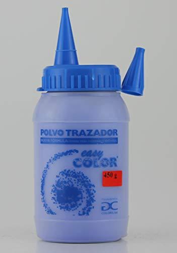 Easy Color Polvo trazador azul frasco 450g. Tiralíneas...
