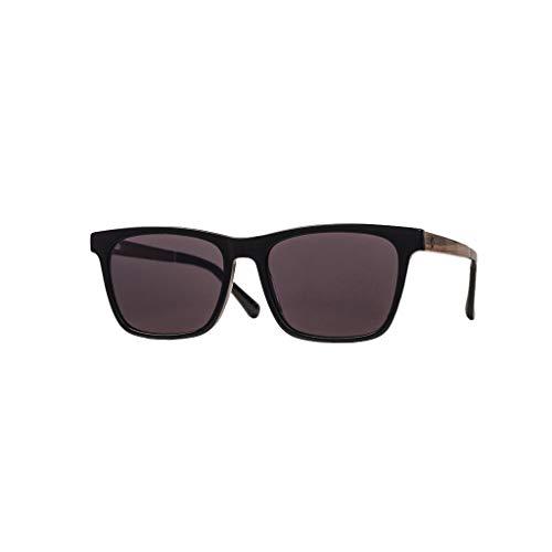 BROOKLYN All Black | Gafas de sol unisex | The Official WoodWatch