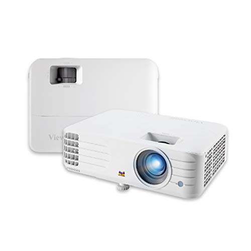 ViewSonic PX701HD videoproiettore 3500 ANSI lumen DMD 1080p (1920x1080) Compatibilità 3D Proiettore Bianco