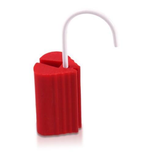 BriKids B20120R vingerbescherming voor scharnier, rood