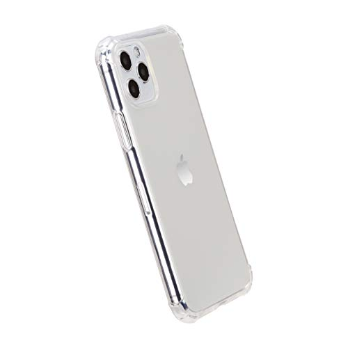 Amazon Basics - Funda protectora para iPhone 11 Pro, TPU (transparente), antiarañazos