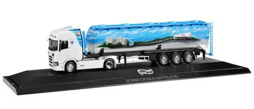 Herpa Miniaturmodelle GmbH Herpa 121880 Scania CR HD SiSzg Edgar Graß