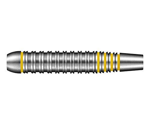 Harrows Soft Darts Dave Chisnall Chizzy Brass Tungsten Look Softtip Dart Softdart (21 Gr)