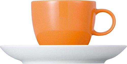 Thomas Sunny Day Espr/Mokkatasse 2tlg Orange