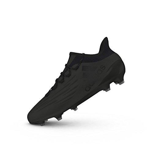 adidas Herren X 16.1 FG Fussballschuhe,000 CBLACK/CBLACK/DKGREY,13