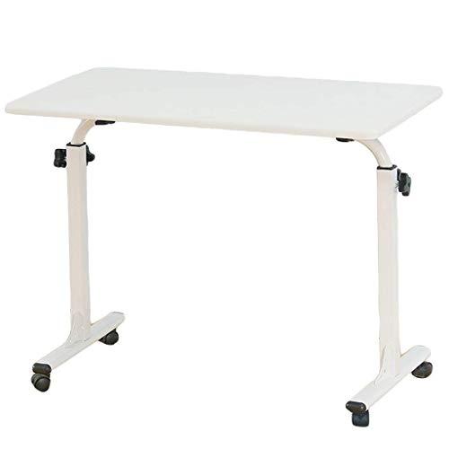 Jueven Höhenverstellbarer Studiertisch für Kinder, Jugendliche, Erwachsene, ergonomisches Design, neigbarer Schreibtisch