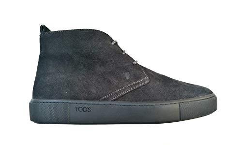 Tod's Schuhe Polnisch Herren XXM56A00D880RE0B603 Grau, Grau - grau - Größe: 45 EU