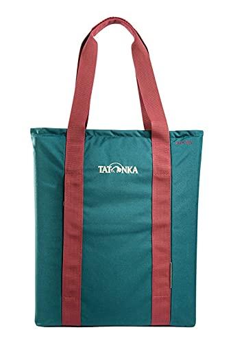Tatonka Grip Bag Sac à Dos Mixte-Adulte, Sarcelle, 41 x 32 x 10 cm