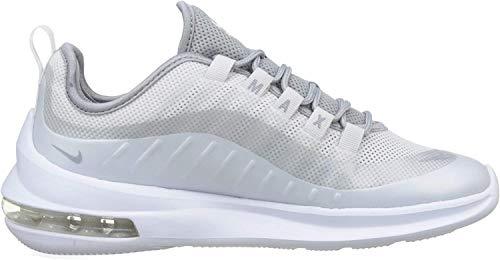Nike Damen WMNS Air Max Axis Laufschuhe, Weiß (Platinum Tint/Wolf Grey/White 010), 38.5 EU