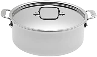 All-Clad 5506 Stainless 6-Quart Stockpot, Silver