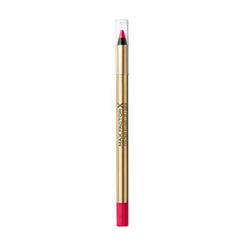 Max Factor Colour Elixir Lip Liner Ruby Red 12 - Perfekt definierte Lippenkontur für...