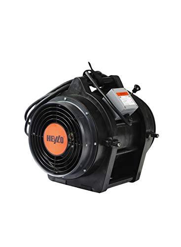 Ventilator ComPact 1500 EX Ventilation Lüfter Belüfter Entlüfter Baustellenbelüfter