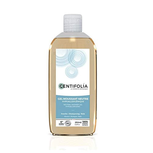 Centifolia - Gel Moussant Neutre Bio - Bain et Douche/corps et cheveux - 1L