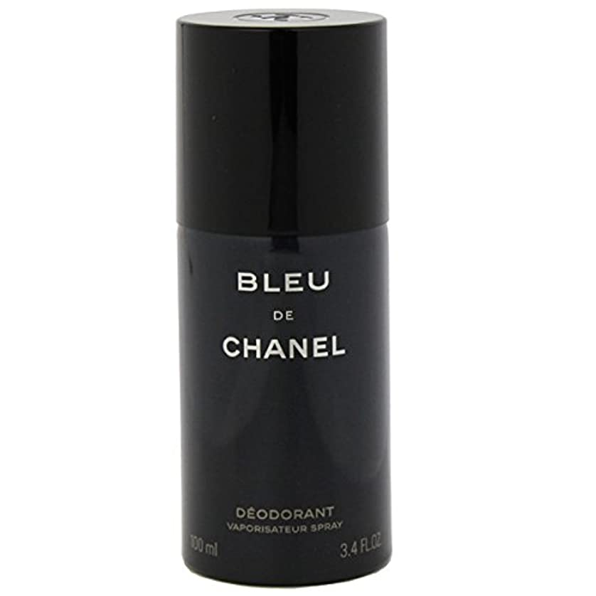 コンデンサー請求書戸棚シャネル(CHANEL) ブルー ドゥ シャネル デオドラントスプレー 100ml [並行輸入品]