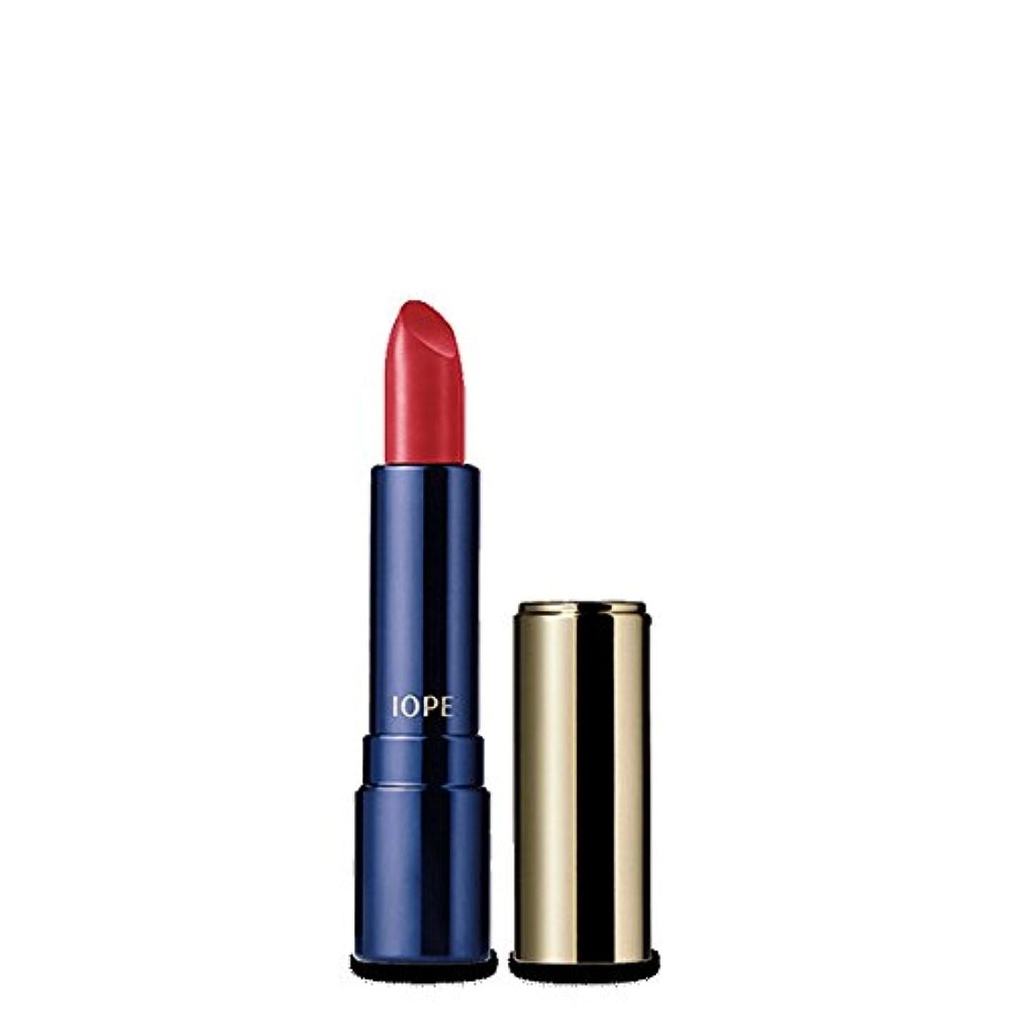 柔和有名人定常IOPE(アイオペ) Color Fit Lipstick - # 18 Classic Red 3.2g/0.107oz [海外直送品]