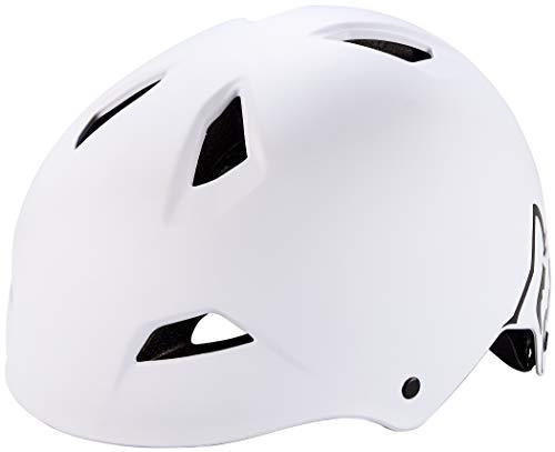 FOX Flight Helm Herren White Kopfumfang M | 55-58cm 2020 Fahrradhelm