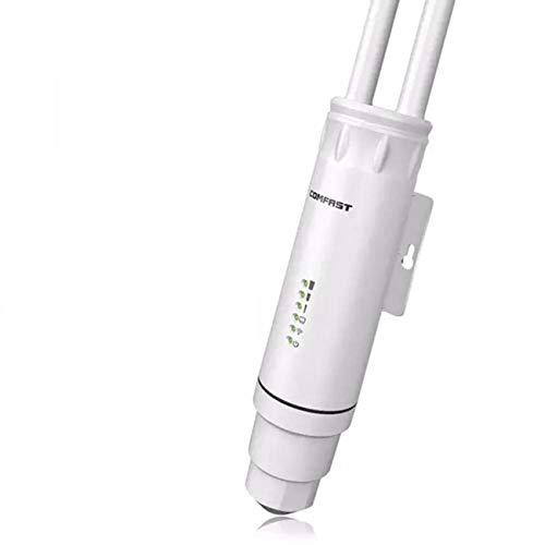 COMFAST Nouveau Haute Puissance AC1200 extérieur sans Fil WiFi répéteur AP WiFi routeur 1200Mbps Double Dand 2.4G + 5Ghz Longue portée Extender avec PoE