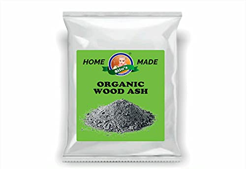Silus Organic Wood Ash (800 gm)