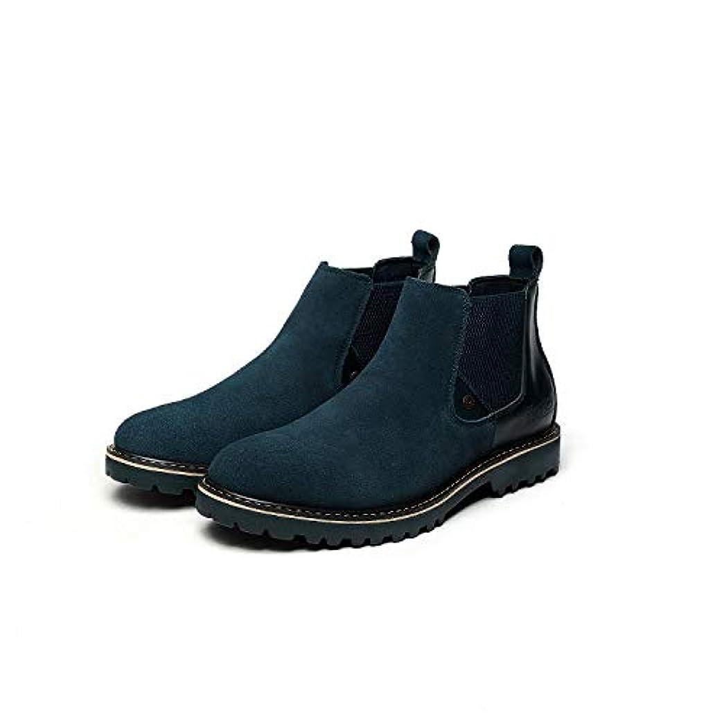 美容師処理貧困ビジネスシューズ メンズ 天然皮革 革靴 本革 紳士靴 ロングノーズ カジュアル ビジネス (39サイズ、24.5cm)