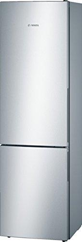 Bosch KGV39VI31 Serie 4 Freistehende Kühl-Gefrier-Kombination / A++ / 201 cm / 237 kWh/Jahr / Inox-antifingerprint / 248 L Kühlteil / 94 L Gefrierteil / LowFrost / VitaFresh