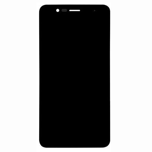 YuYue Assemblée de numériseur d'écran Tactile d'affichage d'affichage à Cristaux liquides pour ASUS Zenfone 3 Max ZC520TL X008D 5.2'Noir