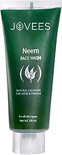 Jovees Natural Neem Face Wash 120 ml