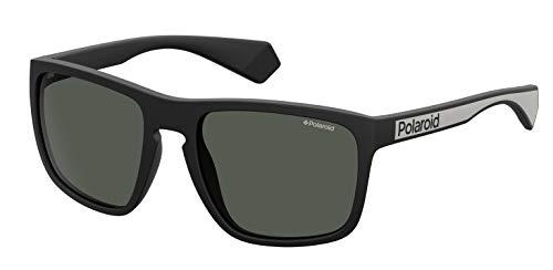 Polaroid PLD2079S-003M9 Gafas, MTT BLACK, 57/14/135 para Hombre