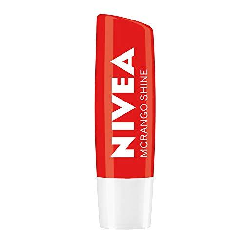 Protetor Labial Lip Care Morango 4, 8g, Nivea
