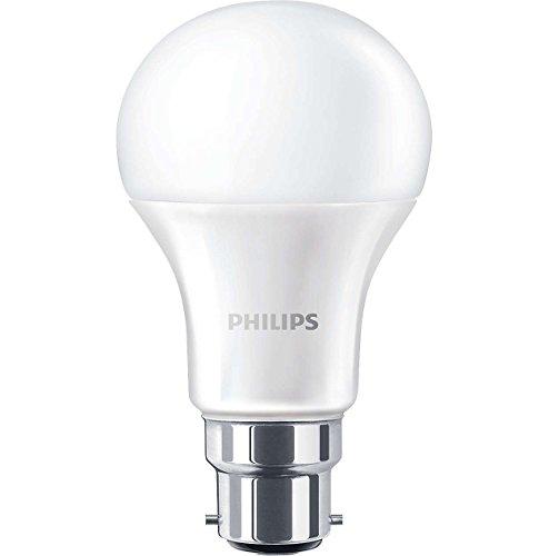 Philips Corepro LED 13 W (100 W) A60, B22 Bayonet Cap, Bulb, Warm White,...