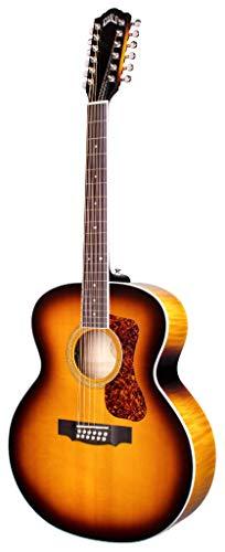 Guild F-2512E Deluxe ATB - Guitarra acústica (12 cuerdas)