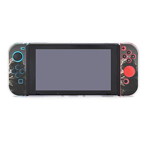 Funda para Nintendo Switch Bearded Dragon Portrait 5 Piezas Funda Protectora Compatible...