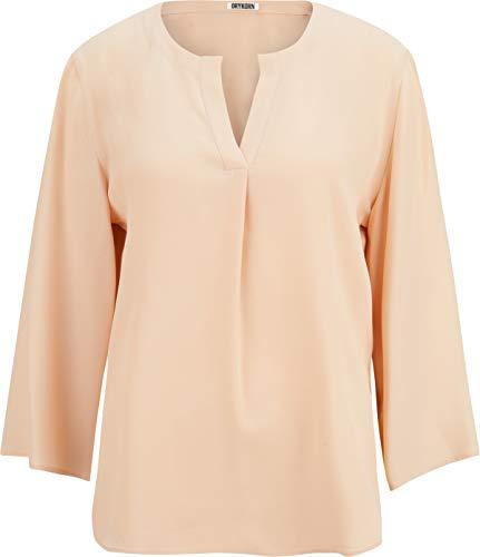 Drykorn Damen Bluse aus Seide in Nude 3 / M
