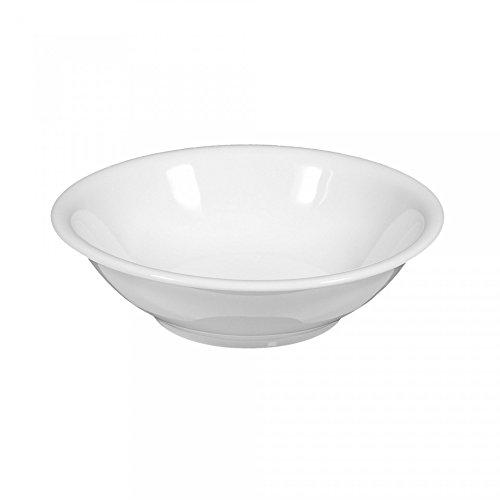 Seltmann Weiden 001.089581 Lukullus - Dessertschale/Müslischale - rund - Ø 13 cm - Porzellan - weiß