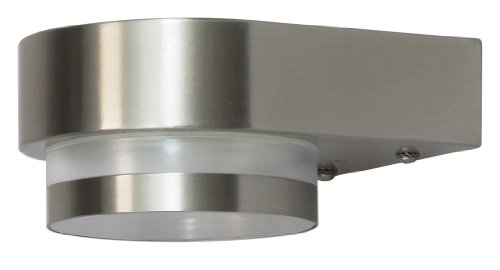 Ranex 5000.419 Roestvrijstalen wandlamp, buitenlamp