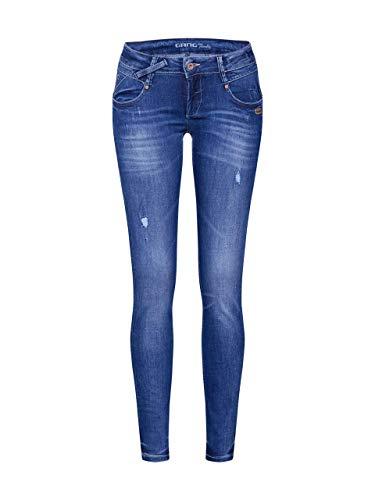 Gang Jeans Fashion NENA - meridien Denim, Uni(behaviorwash), Gr. 28
