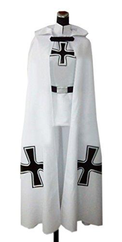 Dreamcosplay Anime Hetalia: Axis Powers Prussia Knight Uniform Cosplay